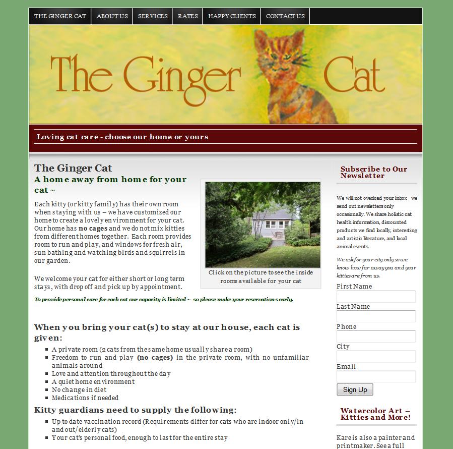 thegingercat